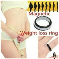 cincin magnet terapi kesehatan ori import grosir