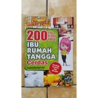200 TIPS KREATIF PILIHAN IBU RUMAH TANGGA CERDAS