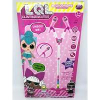 Mainan anak edukasi MICROPHONE LOL / mic bernyanyi LOL 2 mic