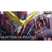 BANDAI Plamo RG Justice Gundam 09