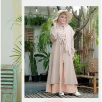 Gamis Modern Terbaru | Mufida Dress S M L XL |Dress Muslim