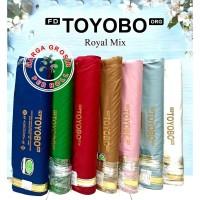 Multi kain katun cotton TOYOBO Royal Mix RM exclusive harga per roll