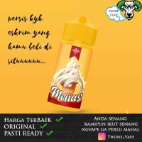 Liquid Es Krim Monas | Liquid EsKrim Monas | Es Cream Monas Authentic