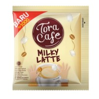 Tora Cafe Milky Latte 10pcs