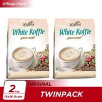 Kopi Luwak White Koffie Original Bag 18x20gr Twin Pack