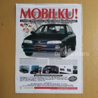 Poster Iklan mobil TIMOR majalah lawas lama koleksi pajangan dekorasi
