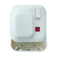 1 Set Stop Kontak AC Panasonic WBJ1214W-3K