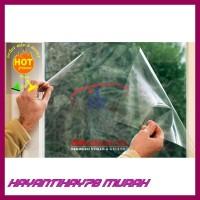 Hot Kaca Film Anti Peluru / Clear Safety