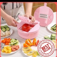 FULL SET KITCHEN PRO 12 in 1 MURAH ! / Easy slicer 12in1 SIAP KIRIM