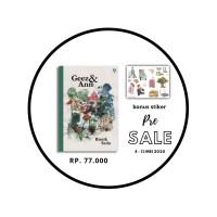 Geez & Ann 3/Rintik Sedu/Gagasmedia [Original 100%]
