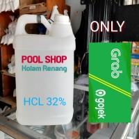 HCL 32% Obat Penjernih Kolam Renang