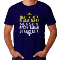 Kaos Dakwah Sunnah Cotton Combed 24s