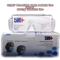MASKER 3PLY EARLOOP SURGICAL FACE MASK 5M+