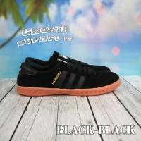PG Sepatu Sneakers Kasual Adidas Hamburg Pria Grade Original