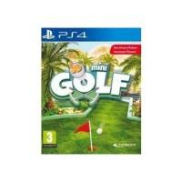PS4 3D Mini Golf