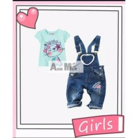 SETELAN OVERALL ANNMEE IMPORT TOSCA CAT ANAK 27TH