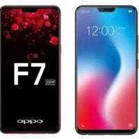ORIGINAL OPPO F7 Smartphone 4GB 64GB Black Garansi Resmi OPPO BO