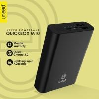 Limited UNEED Quickbox M10 Powerbank 10 000 mAh Qualcomm Quick Ch