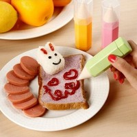 Cake Biscuit DIY Nozzle Tool Food Drawing Pen Pastry Tube Decorating