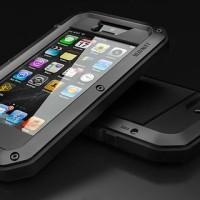 LUNATIK TAKTIK EXTREME IPHONE 5 ( GORILLA GLASS ALUMINIUM CASE) o