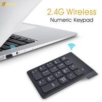 Keyboard Numerik Wireless 2.4GHz 18 Tombol untuk PC ≈