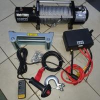 winch off road heavy duty 24V 13500 LBs