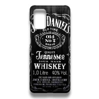 Hard Case Casing Jack Daniels For Samsung Galaxy A71