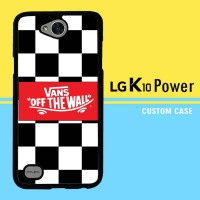 Casing Custom LG K10 Power vanz off the wall AS0021