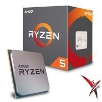 Processor AMD Ryzen 5 2600X BOX 3.6GHz Up To 4.2GHz (Socket AM4)