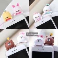 3D Intip Case / Peep Case Disney Series Oppo A5S A7 A12