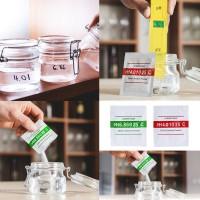 pH Meter Buffer Solution Powder Set for pH Calibration Calibration