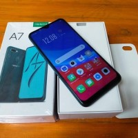 Oppo A7 Black 64GB tools
