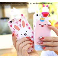 3D Intip Case / Peep Case Disney Series Samsung Galaxy J1 Ace J2 J3