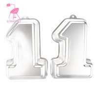 💮Number One No1 1 Cake Tin Baby 1ST 11TH Birthday Special