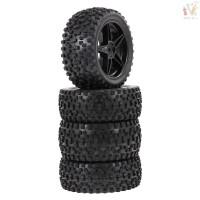 ❤RCC❤ 4PCS 1/10 RC Off-road Tyre Nail Block Tread Pattern