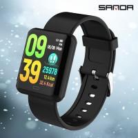 SANDA B8 Smart Watch Bluetooth Fashion Sport Anti Air Pedometer