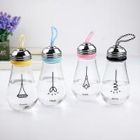 Botol Minum Bentuk Lampu Bohlam untuk Anak / Dewasa