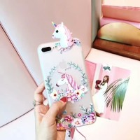 3D Intip Case / Peep Case Xiaomi Redmi Note 5 Pro (Unicorn Series)