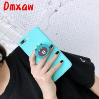Casing Silikon Beruang 3D Lucu untuk Samsung Galaxy M30S A60 M40 A50