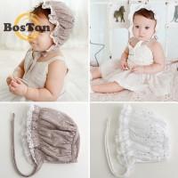Bo Topi Baseball Princess Katun Bayi Laki-laki / Perempuan untuk