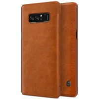 limited New NILLKIN Flip Card slot PU Leather Hard PC Case for Sa