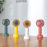 Mini USB Fan Portable Cool Air Hand Held Rechargeable Fan Cooling