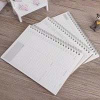 Diary COLO Planner Book Monthly Weekly Daily Agenda Schedule
