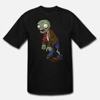 Kaos Plants vs Zombies | Normal Zombie T-Shirt