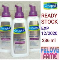 Unik Cetaphil Dermacontrol Oil Control Foam Wash 236 ml Murah