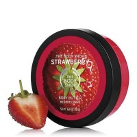 The Body Shop Strawberry Body Butter 50Ml