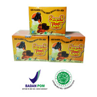 Susu Kambing Etawa Supergoat Murni Bubuk Full Cream Sachet 1 Box