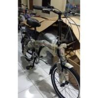 Jual Sepeda Lipat BNB Terbaru 2020 - Harga Terbaik & Murah