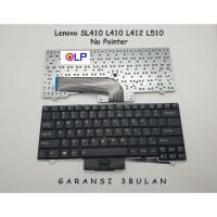 Keyboard Lenovo SL410 L410 L412 L420 L510 L512 No Pointer - Black