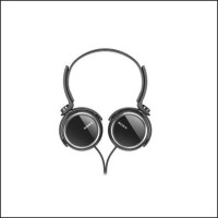 FREE ONGKIR Sony Extra Bass Headphone MDR-XB250 - Hitam EKSLUSIF